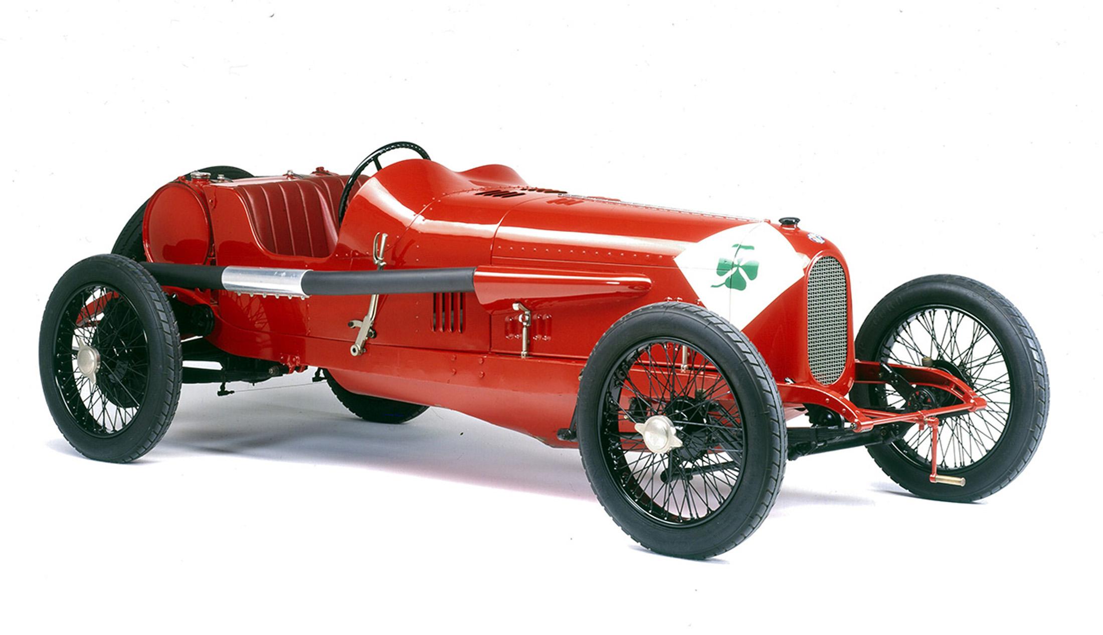 Targa Florio 1923